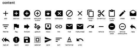material design icon names github jstawarczyk material design balsamiq material