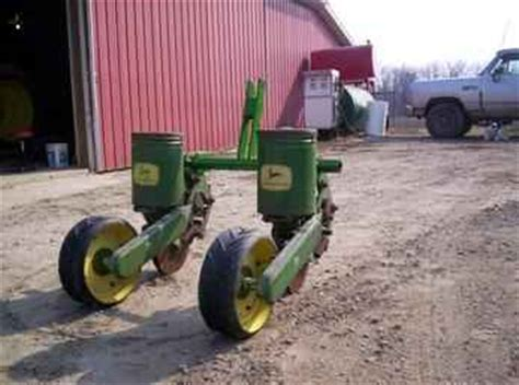 Deere Planters For Sale 2 Row by Used Farm Tractors For Sale Deere 2 Row Planter