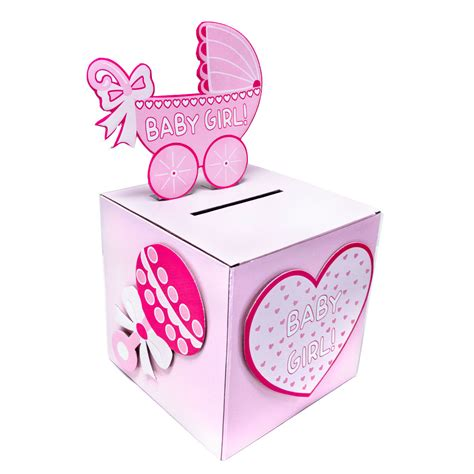 baby shower gift box ideas baby shower wishing well card box decoration keepsake