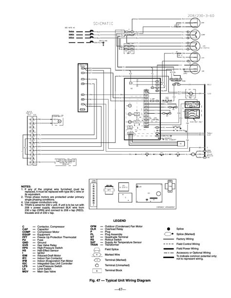 wiring diagram for bryant condenser relay 41 wiring