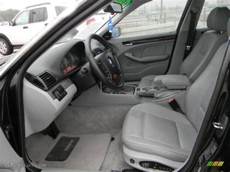Bmw Grey Interior by Grey Interior 2001 Bmw 3 Series 330i Sedan Photo 59519145 Gtcarlot