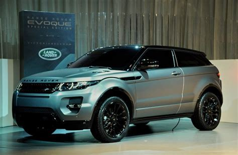 Bujang Lapok Moden Kereta Range Rover Edisi Victoria Beckham