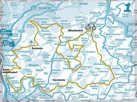 Motorrad Club Saarland by Mit Dem Motorrad Durch Das Saarland