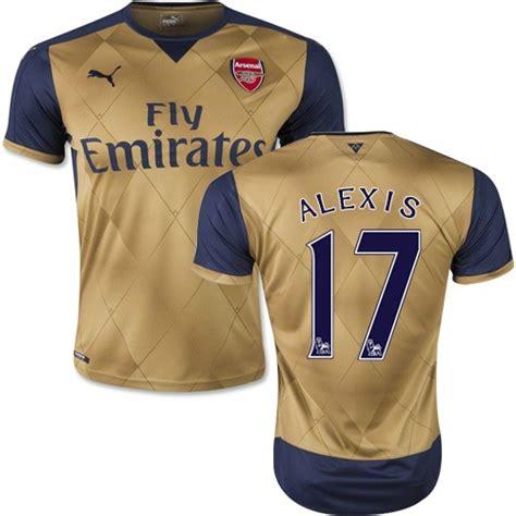 alexis sanchez youth jersey youth 17 alexis sanchez arsenal fc jersey 15 16 england