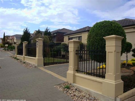 front house fence design fence designs styles and ideas backyard fencing more home including remarkable front