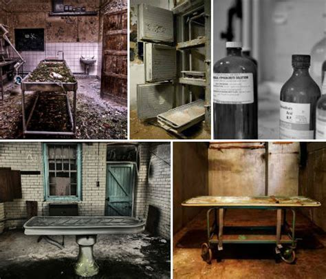 St Fort S Funeral Home by Morbid Abandonments 14 Deserted Morgues Mortuaries