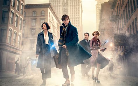 fantastic beasts and where a fantastically magical review life as louise