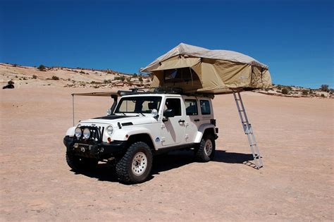 overland jeep tent jeep cer page 2 jk forum com the top destination