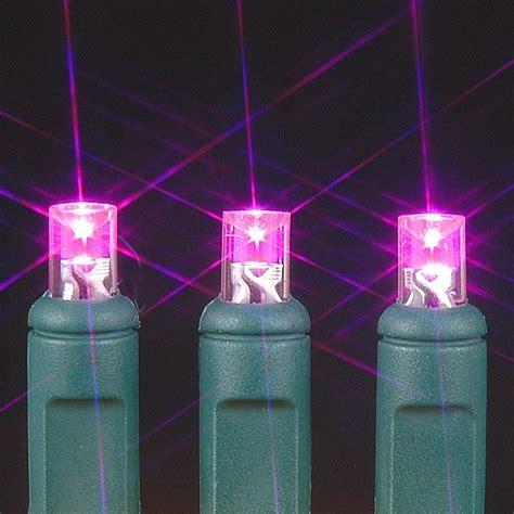 commercial grade led christmas lights wide angle pink 50 led christmas lights sets