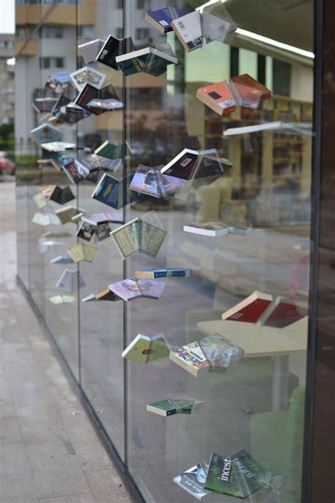 libreria book vendo storefront dramatic effect using books a saw