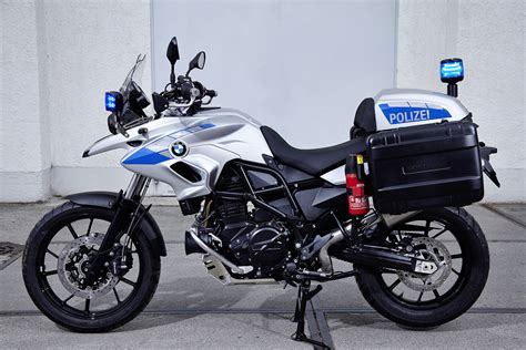 Motorrad Bmw Polizei by Foto Bmw Auf Der Gpec 2016 Bmw F 700 Gs Polizei