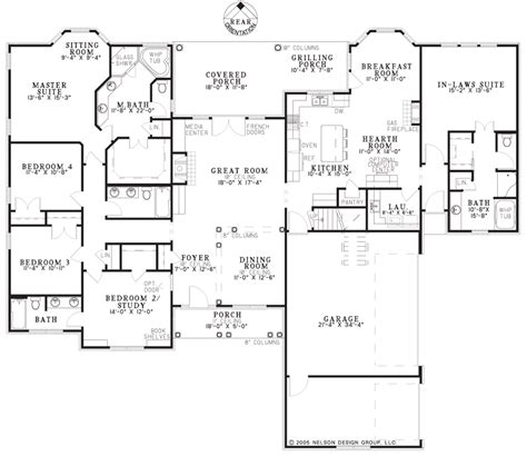 nelson design group home plans 999 the lawrence nelson design group