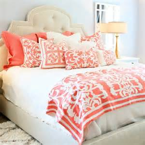 coral colored bedspreads lili alessandra battersea quilted ivory ivory coverlet set