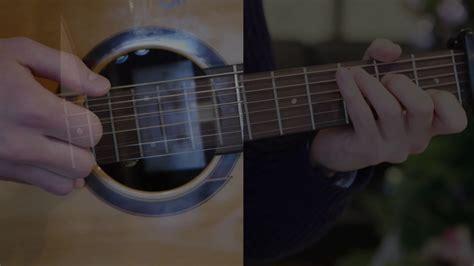 tutorial bermain finger style 어썸핑거 asome finger last christmas wham finger style
