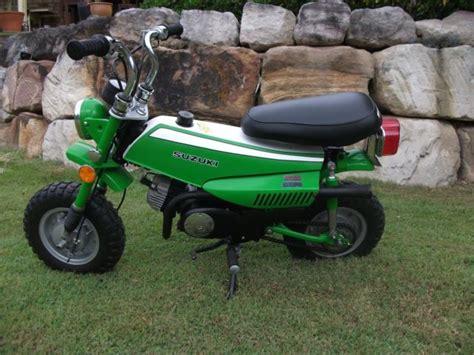 Suzuki Trailhopper by Suzuki Mt50 Trailhopper 1973 For Sale Jimboomba Qld