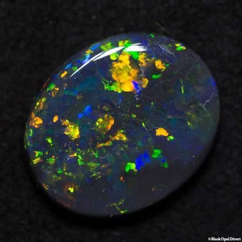 1 82 ct black opal 10 5x 5x2 5mm black opal direct