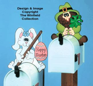 wood pattern gif all yard garden projects holiday mailbox greeters wood