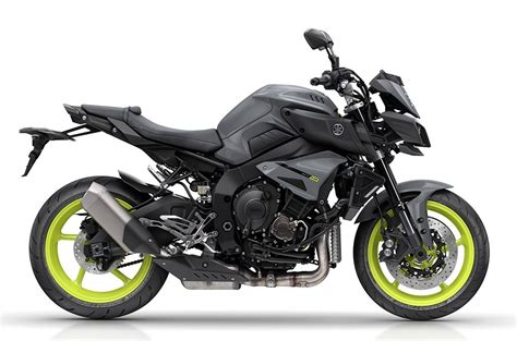 YAMAHA MT 10 (2016 on) Review   MCN