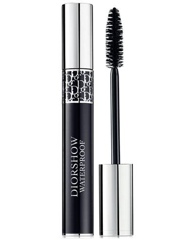 Diorshow Backstage Mascara Expert Review by Diorshow Waterproof Mascara Backstage Makeup