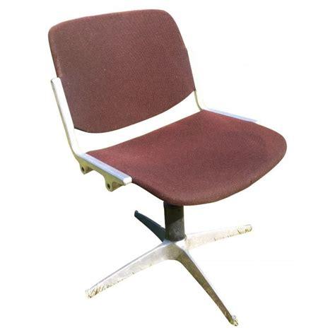 swivelling dsc chair giancarlo piretti