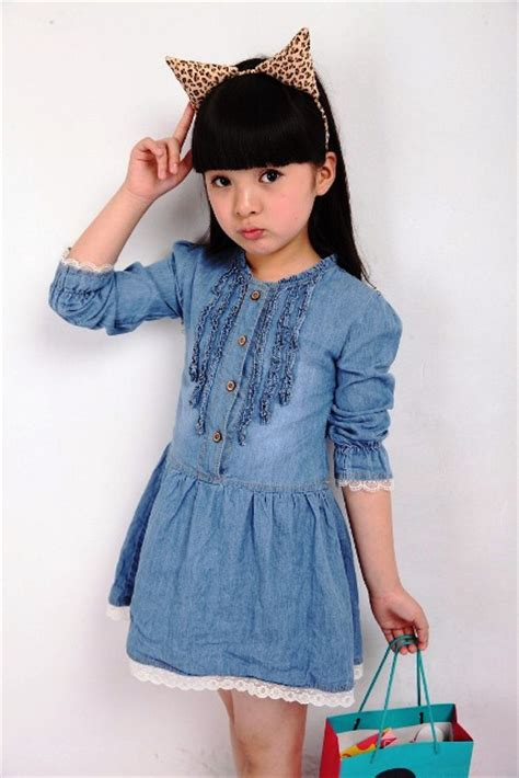Baju Levis Untuk Perempuan contoh model baju anak perempuan umur 9 tahun terbaru