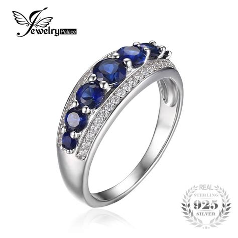 15 best ideas of sapphire wedding rings for