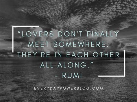 rumi quotes in rumi quotes from his poems about and that will