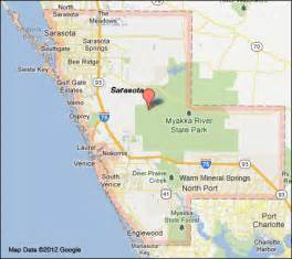 map florida sarasota sarasota fl