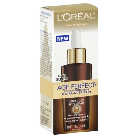 Serum Wajah L Oreal l oreal skin expertise age daily serum advanced skin repair 1 fl oz 30 ml
