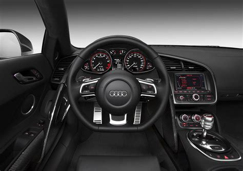 Audi R8 White With Interior by Audi R8 Review And Photos