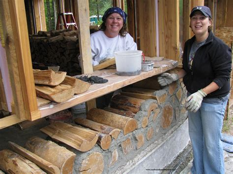 the cordwood education center in wisconsin still the