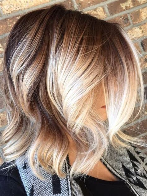 long hair big chunck color ideas for summer 51 blonde and brown hair color ideas for summer 2018