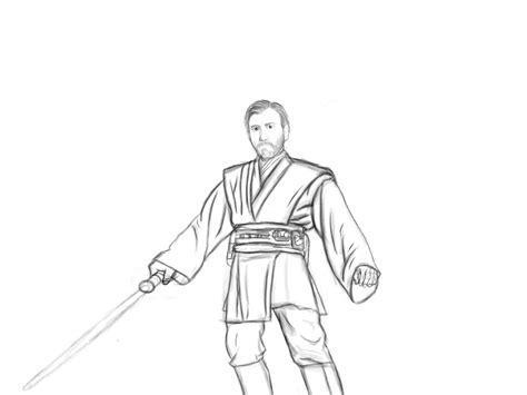 obi wan kenobi wip by gamerzzon on deviantart