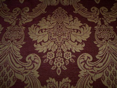 Jacquard Printable Fabric | canyon red gold jacquard fabric upholstery fabric 83 ebay