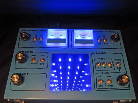 Handmade Electronics - handmade electronic sound boxes