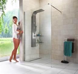 duschabtrennung dusche walk in dusche 187 duschabtrennung 171 breite 120 cm otto