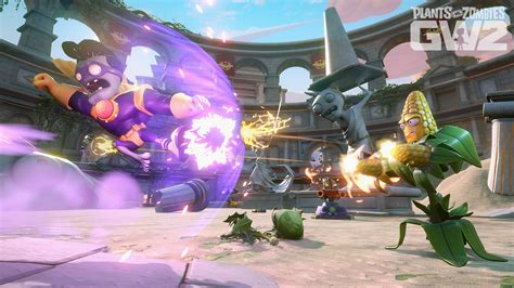 Garden Warfare Gameplay by Plants Vs Zombies Garden Warfare 2 Is Official Gets