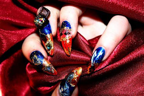 nail art wallpaper wallpapersafari