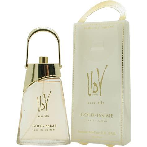 Parfum Udv udv gold issime by ulric de varens 2 5 oz perfume