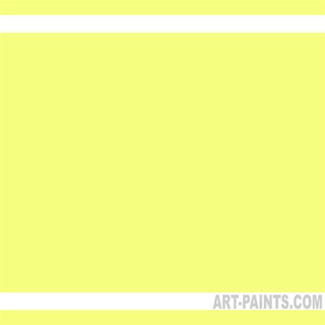 fluorescent light yellow flashe vinyl gouache paints 173 fluorescent light yellow paint
