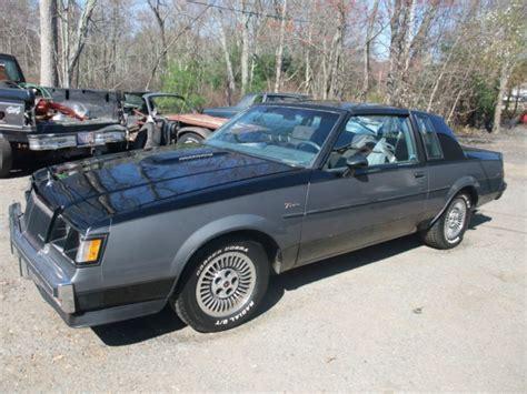 1985 buick regal grand national 1985 buick regal t type 3 8 turbo designer grand national