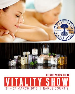 Win Vitality Show Tickets At Bridalwave by Win Tickets To The Vitality Show 2013 Plus A Her