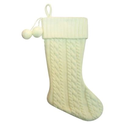 pattern for cable knit christmas stocking cable knit stocking ivory holiday cheer pinterest
