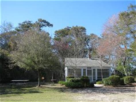 myrtle state park cabins and lodging