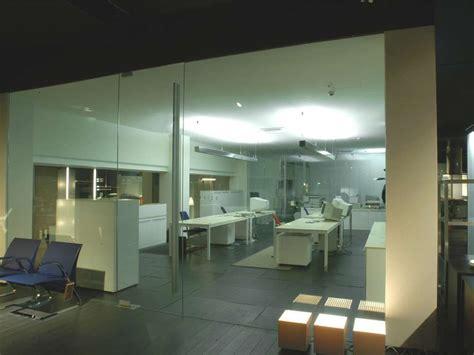 vetrate uffici porte automatiche in vetro arco trento santoni