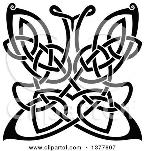 Celtic Wedding Knot Clipart by Celtic Knot Shamrock Clipart 57