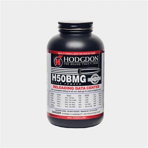 50 bmg reloading data h50bmg hodgdon