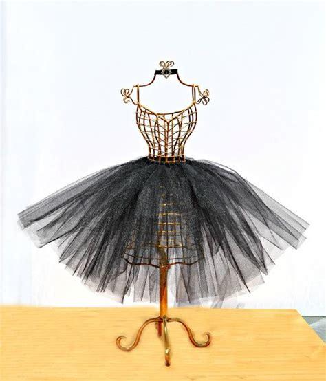 ballerina tutu centerpiece 17 inch wire mannequin bridal