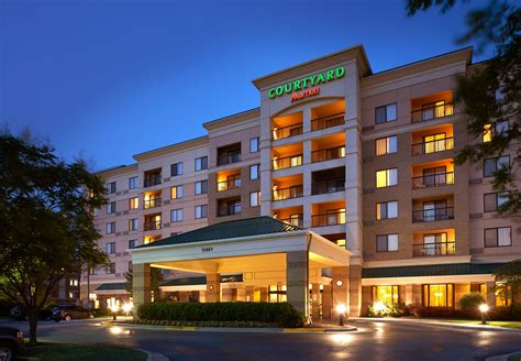 Marriot Gas L by Courtyard By Marriott Kansas City Overland Park Convention