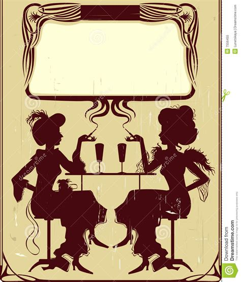 retro style card royalty free stock photo image 7556455